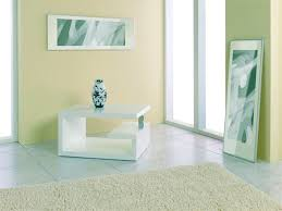 White Gloss Side Table Side Tables