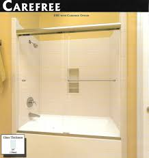 Frameless Shower Door Sliding by Bathroom Arizona Shower Door Shower Doors Frameless Sliding