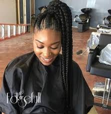 braids hairstlyes for black women with thinning edges 67 best i love my braids images on pinterest black girls