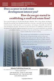 7 Mistakes That Doom A by The Real Estate Developer U0027s Handbook How To Set Up Operate And