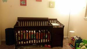 Sorelle Princeton 4 In 1 Convertible Crib With Changer by Best 4 In 1 Baby Bed