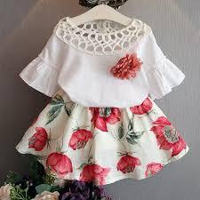 beautiful clothes best selling 2017 new summer dresses t shirt flower dress
