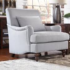Grey Accent Chair Light Grey Accent Chair Donny Osmond Home