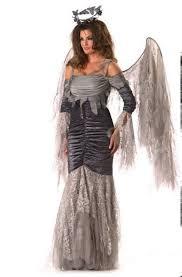 Angel Costume Halloween Theatrical Quality Deluxe Fallen Angel Women U0027s Costume