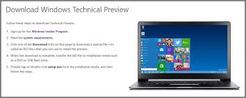 How To Install Center Jump How To Install Windows 10 Technical Preview From A Flash Drive Cnet