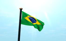Brazil Flag Image Brazil Flag 3d Free Wallpaper Android Apps On Google Play