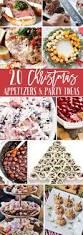 christmas appetizers and party ideas amazing and delicious