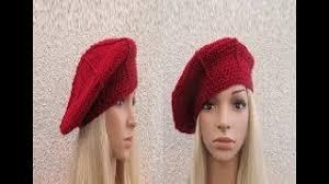 redheart pattern lw2741 diy basic crochet beret enchantelle music videos watch online