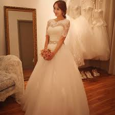 wedding dress batik aliexpress buy princess sweet wedding dresses 2016 new