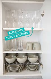 how to organize kitchen cabinets storage tips u0026 ideas for cabinets