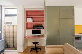 bureau pratique aménagement bureau maison compact et fonctionnel