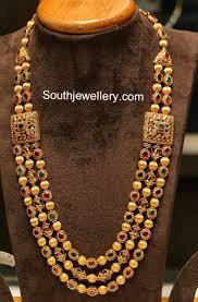 gold beaded necklace india images Subhash jain subhashjain1711 jpg