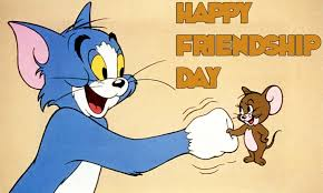 happy friendship day tom and jerry friends