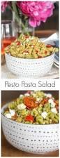 pesto pasta salad thekittchen
