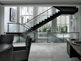 Modern Glass Stairs Design Folding Stairs Design Home Design By Larizza