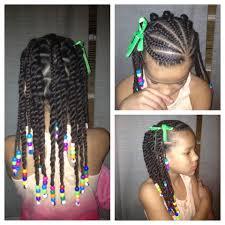 be stunning with natural twist hairstyles for short hair beads braids u0026 beyond braided box braids little girls hair