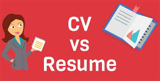 What Is Difference Between Cv And Resume Igrad Topics Resumes U0026 Cover Letters