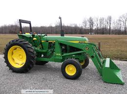 what is the best john deere tractor loader