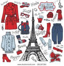 royalty free fashion illustration summer wardrobe u2026 451436908