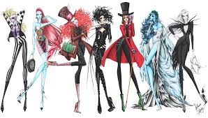 tim burton collection by frozen winter prince on deviantart