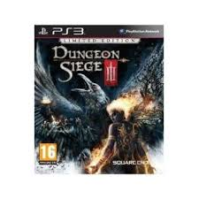 fnac siege dungeon siege iii limited edition playstation 3 importación