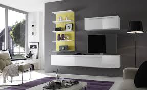 deco salon gris et taupe indogate com cuisine blanc sur mur gris