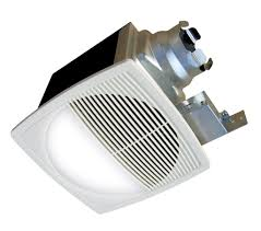 tbfr bathroom exhaust fan w light and round grille 4 or 5 inch