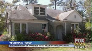 south carolina u0027nightmare house u0027 zillow listing tells buyers don