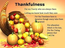 happy thanksgiving thankful poems thanksgiving and