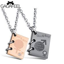 engraved jewelry aliexpress buy gagafeel boy girl pendant book jewelry custom