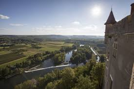 Castle On A Cloud There Is A Castle On A Cloud Château De Mercuès And The