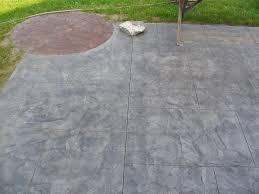 Stamped Concrete Patio Prices by Stamped Concrete Patio Costs Best Stamped Concrete Patio Ideas
