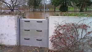 river flood defences