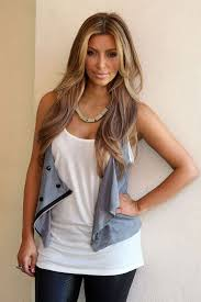 best hair color for hispanic women kim kardashian s platinum hair color is the best blond she s been