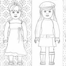 american doll coloring pages art gallery coloring pages