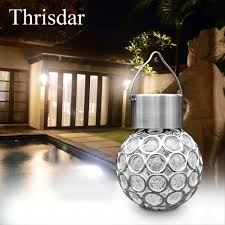 Outdoor Patio Hanging Lights by Online Get Cheap Hanging Solar Lantern Aliexpress Com Alibaba Group