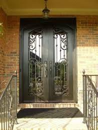 image result for european ornamental iron entry doors ornamental