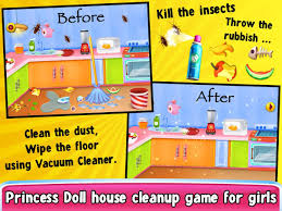 princess doll kitchen cleaning android apps on google play