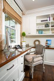 Desk Molding Toronto Built In Desk Home Office Traditional With Wood Molding