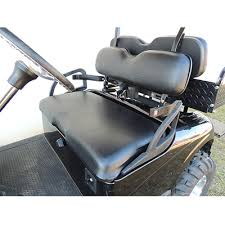 ez chair covers ez go rxv black vinyl golf cart seat cover set golf cart tire supply