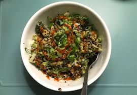 how to stop eating out according to frugalwoods readers frugalwoods a simple quinoa and veggie dinner bowl