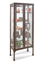 What To Put In A Curio Cabinet Glass Shelved Display Cabinets You U0027ll Love Wayfair