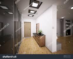 Modern Entrance Hall Ideas by Apartment Entrance Interior Stock Photo Interior Of Modern