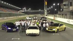 lexus rx qatar bmw m adrenaline days track event doha qatar youtube