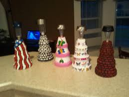 mini clay pot lighthouses craft ideas pinterest clay pot