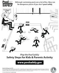 coloring pages water safety water safety coloring pages safety coloring pages also swimming