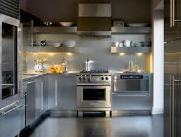 Kitchen Cabinets In Calgary Kitchen With Stainless Steel Appliances And Oak Cabinets Sliding