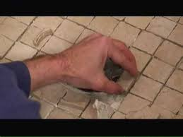 How To Tile A Bathroom Shower Floor Tiling A Shower Floor And Curb