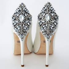wedding shoes badgley mischka kiara white wedding shoes glam bridal shoes