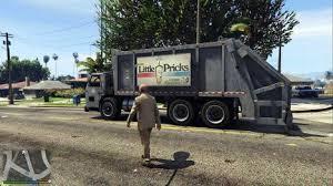 trash truck gta 5 wiki guide ign